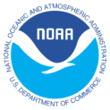 National Oceanic and atmospheric administration U.S. department of commerce logo